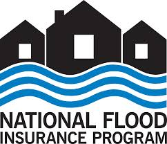 FEMA National Flood Insurance Program Logo.