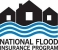 The logo of the National Flood Insurance Program.