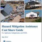 A screen capture of the cover of the guide showing various examples of successful mitigation strategies.